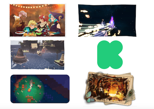 Shoutout to 5 promising Games and their Kickstarter Campaigns.