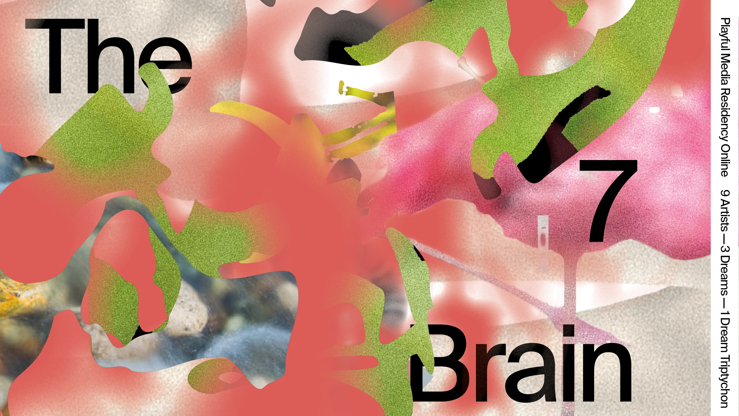 Call for Applications: The Brain 7 - Dreams - Playful Media Residency Online